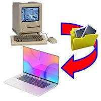 Transfert entre ancien et nouveau mac