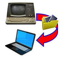 Transfert entre ancien et nouveau PC